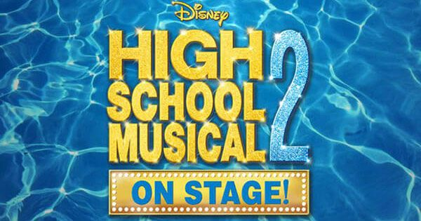 High school musical two theatre show live