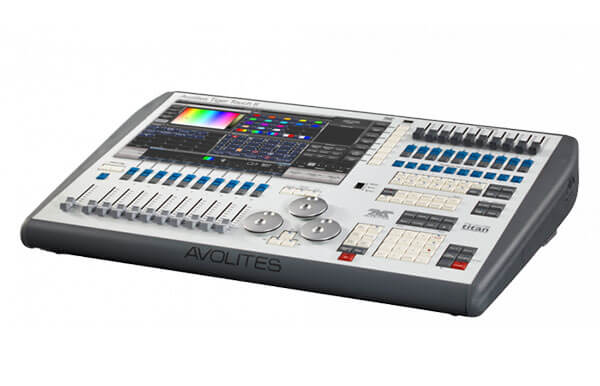 Avolites Tiger Touch 2 Now For Hire