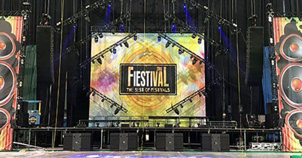 Music Festival Admiral