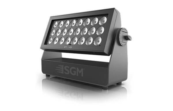 SGM P6 LED Flood
