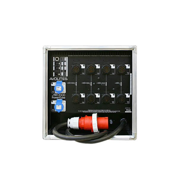 Avolites PowerCube Dimmer Rack