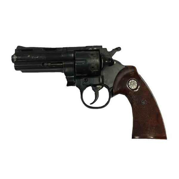 Blank Firing gun Medium Revolver 0.22mm Pistol