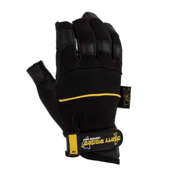 Dirty Rigger Leather Grip Rigger Glove Framer