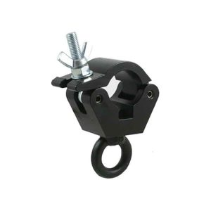 Doughty T58015 Slimline Hanging Clamp Black