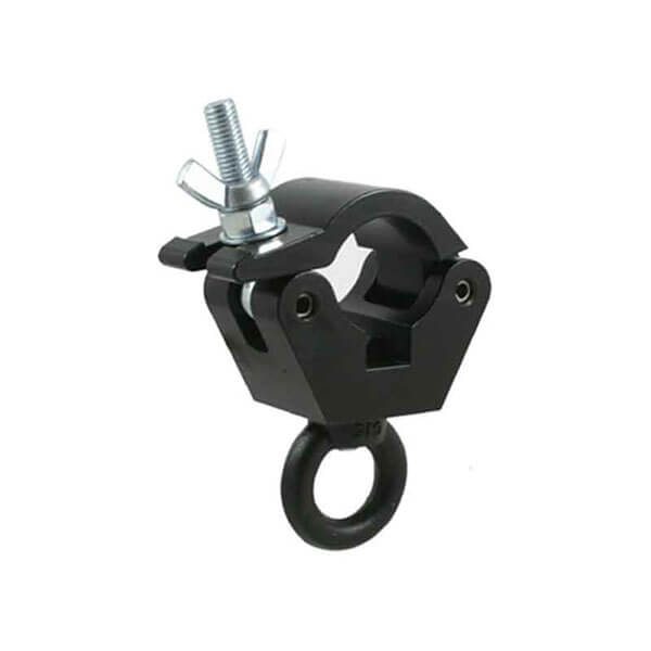 Doughty T58015 Slimline Hanging Clamp Black