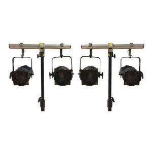Four Lantern Lighting Kit