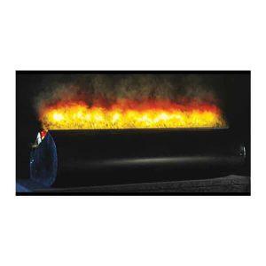 LeMaitre Fake Flame Smoke Machine