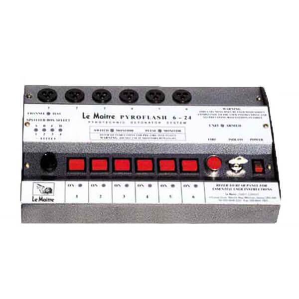 Lemaitre 6Way Controller