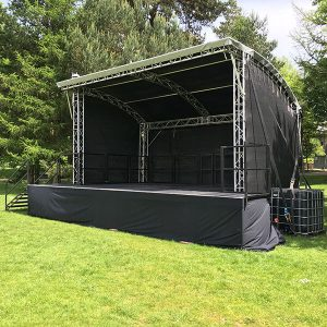 Milos Mini MR1 Canopy Stage