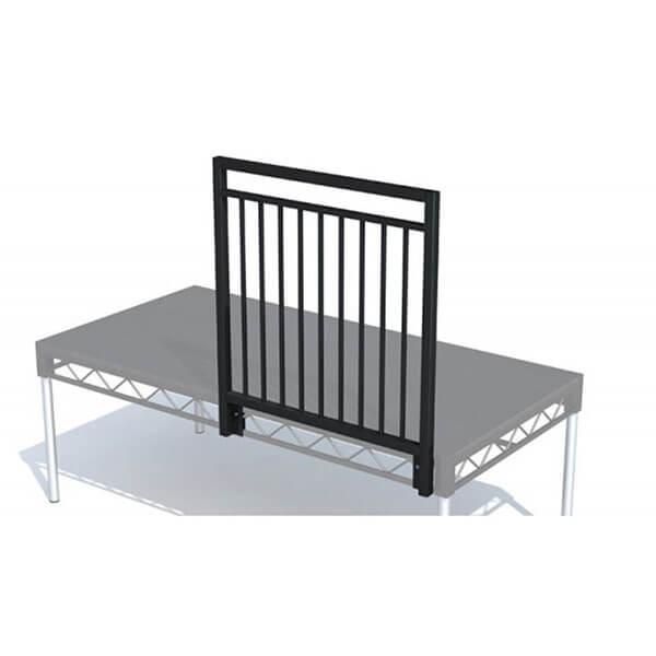 Steeldeck Balustrade Handrail