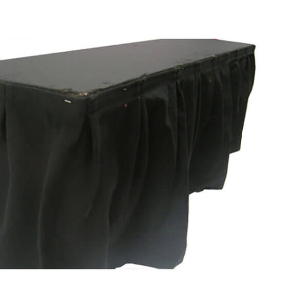 Steeldeck Staging skirt