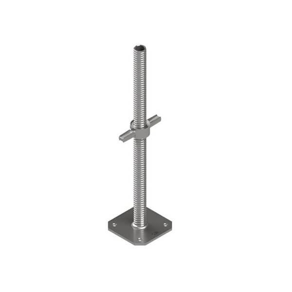 Steeldeck scaffold adjustable leg Scaffold Adjustable Leg
