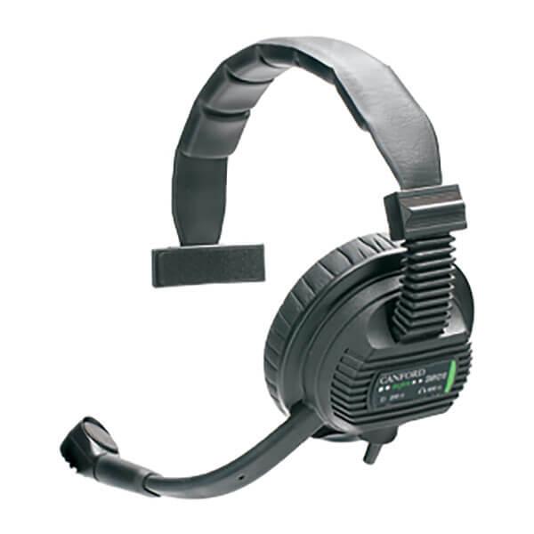 TecproSMH120 Single Muff Headset