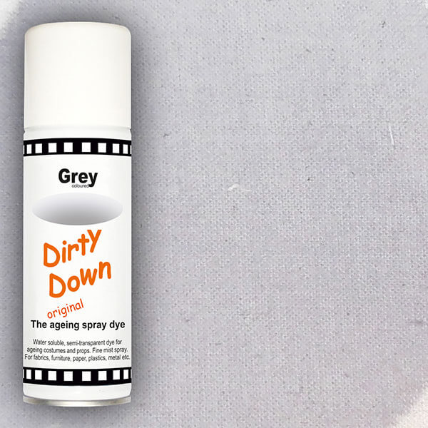 dirty down product grey ageing spray