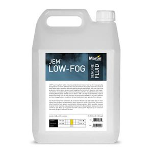 jem low fog fluid