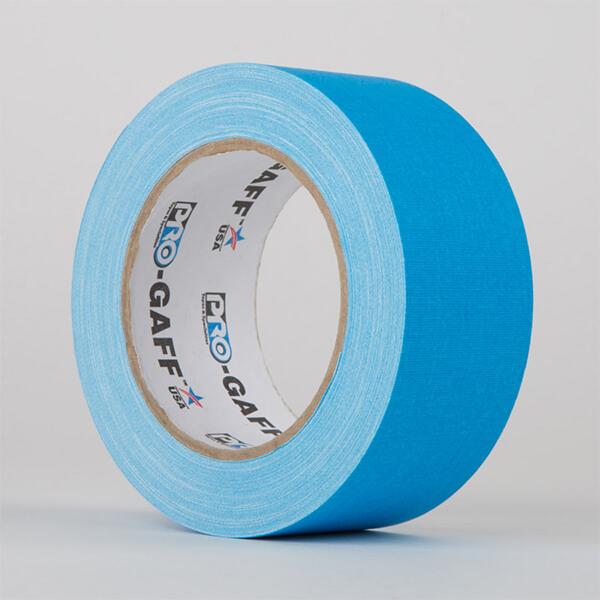 Gaffa Fluorescent - Blue - 48mm