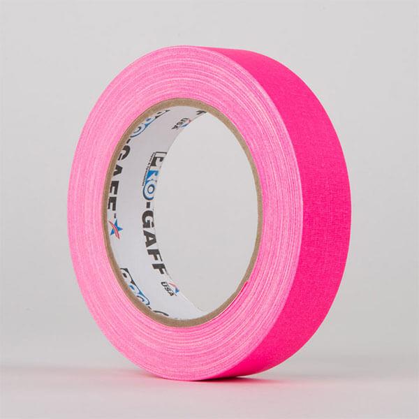 Gaffa-Fluorescent-Pink-25mm