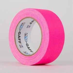 Gaffa Fluorescent- Pink - 48mm