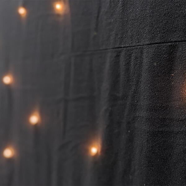 Black Theatre Starcloth