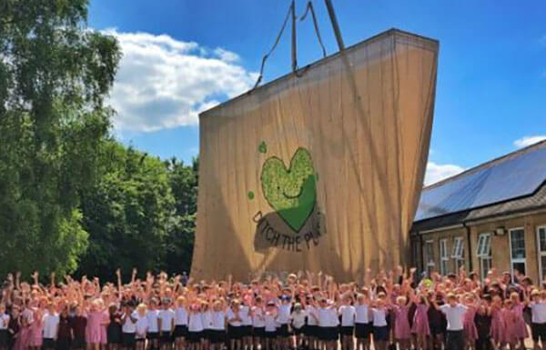 World's Largest Jute Bag 2019