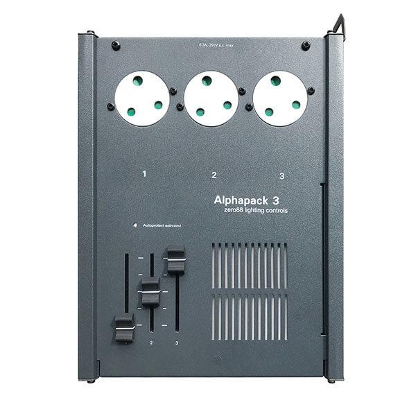 Zero 88 Alphapack 3 Dimmer