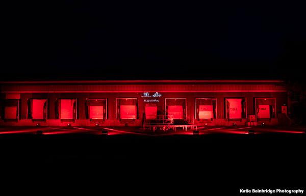 light it in red Katie Bainbridge Photograpy